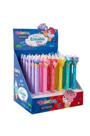 Colorino Coloring School Erasable Pens 53992PTR Assort
