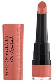 Губная помада BOURJOIS Paris Rouge Velvet The Lipstick 15, 2.4 г