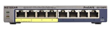 Сетевой концентратор Netgear GS108PE