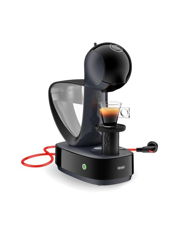 Kapsulas kafijas automāts De'Longhi EDG160.A, melna/pelēka