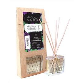Mājas smarža Aromika Black Orchid Black currant and wood, 100 ml