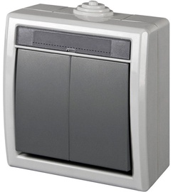Elektro-Plast Aquant 1202-10 Grey