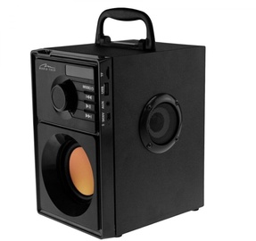 Bezvadu skaļrunis Media-Tech NT3145 V2.0 Black, 15 W