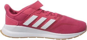 Adidas Run Falcon Jr Shoes FW5140 Pink 33