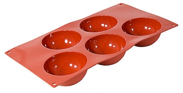 Contacto Baking Form For 5 cakes 30x17.5cm Silicone
