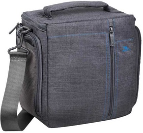 Rivacase 7503 SLR Canvas Case Grey