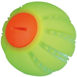 Rotaļlieta sunim Trixie Light Up Dog Ball Yellow, 6 cm