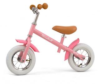 Балансирующий велосипед Milly Mally Marshall Air Pink