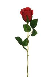 Mākslīgie ziedi Artificial Flower Rose Red 55cm 80-347992