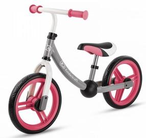 Балансирующий велосипед Kinderkraft 2Way Next Fuchsia