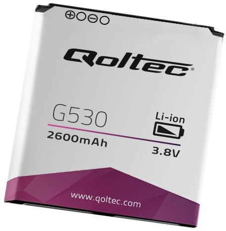 Qoltec Battery For Samsung Galaxy J5 J500 2600mAh
