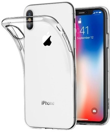 Mocco Ultra Back Case For Apple iPhone X Transparent