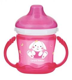 Canpol Babies Sweet Fun Non Spill Cup Pink 180ml