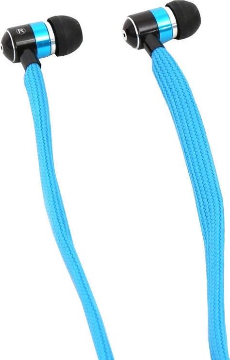 Наушники Omega Freestyle FH2112 Shoelace Blue