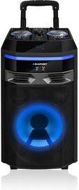 Bezvadu skaļrunis Blaupunkt PS6, melna, 600 W