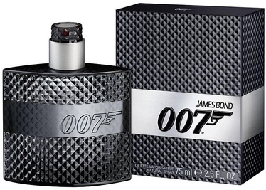 Tualetes ūdens James Bond 007 James Bond 007 EDT, 75 ml