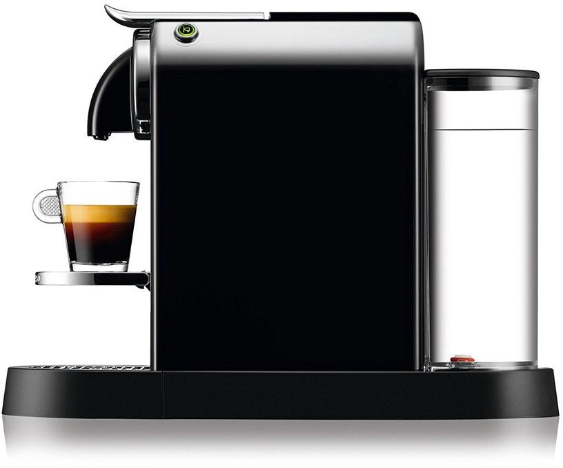 Kapsulas kafijas automāts De'Longhi Citiz EN 167.B, melna