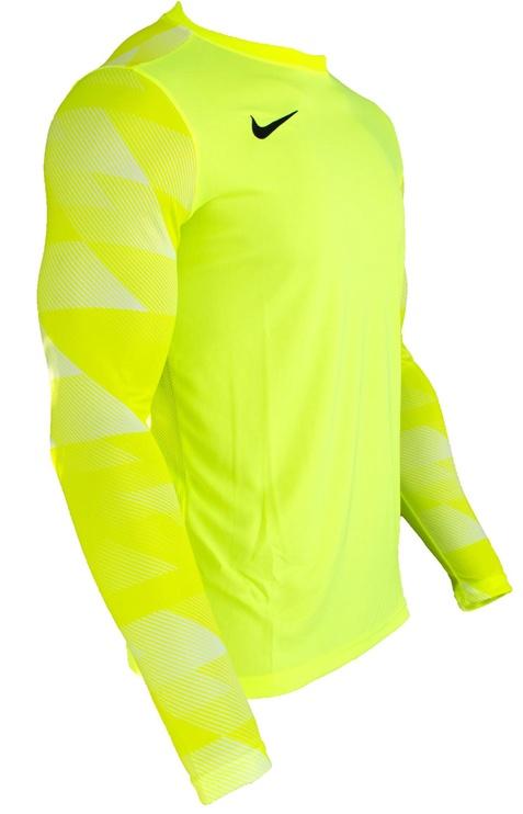 Nike Dry Park IV Jersey Long Sleeve Junior CJ6072 702 Yellow XL