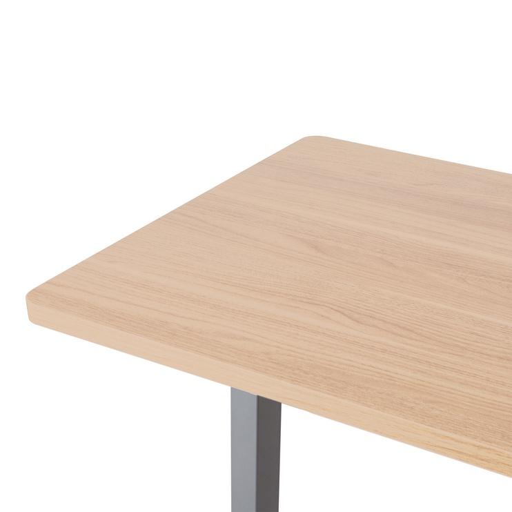 Home4you Ergo Table Top 160x80x1.6cm Birch