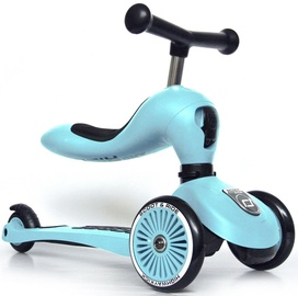 Scoot And Ride Highway Kick 1 Blueberry