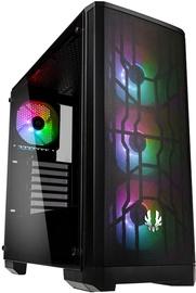 BitFenix Nova Mesh TG A-RGB Mid-Tower Black
