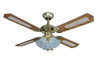 Lampa ar ventilatoru NS42-PB-R4C3BEA, E14, 3x60W
