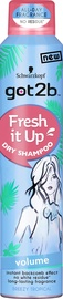 Schwarzkopf Got2b Fresh It Up Volume Dry Shampoo 200ml