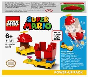 Konstruktors LEGO® Super Mario Propellera Mario spēju komplekts 71371