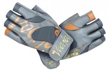 Mad Max Voodoo Gloves Grey Orange L