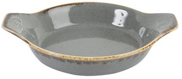 Porland Seasons Serving Plate D17cm Dark Grey