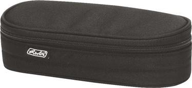 Herlitz Pencil Pouch Case Black 11415924
