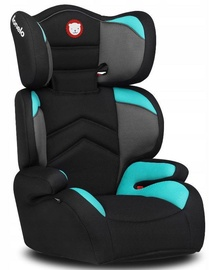 Mašīnas sēdeklis Lionelo Lars, zila/melna, 15 - 36 kg