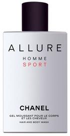 Dušas želeja Chanel Allure Sport Hair and Body, 200 ml