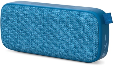 Bezvadu skaļrunis Energy Sistem Fabric Box 3+ Blueberry, 6 W