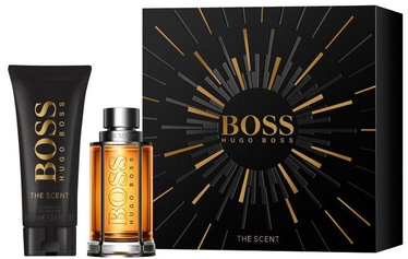 Hugo Boss The Scent 50ml EDT+100ml Shower Gel New Design
