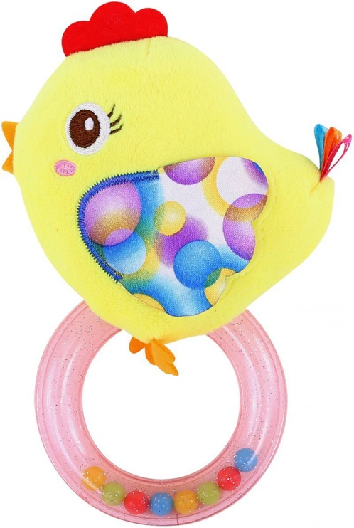 Погремушка Lorelli Chicken Yellow