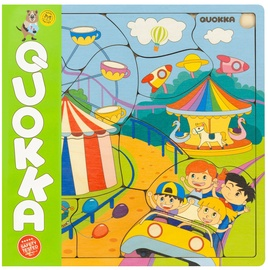 Quokka Mosaic Puzzle Amusement Park