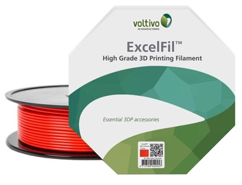 Voltivo PLA Filament Cartridge 2.85mm Red