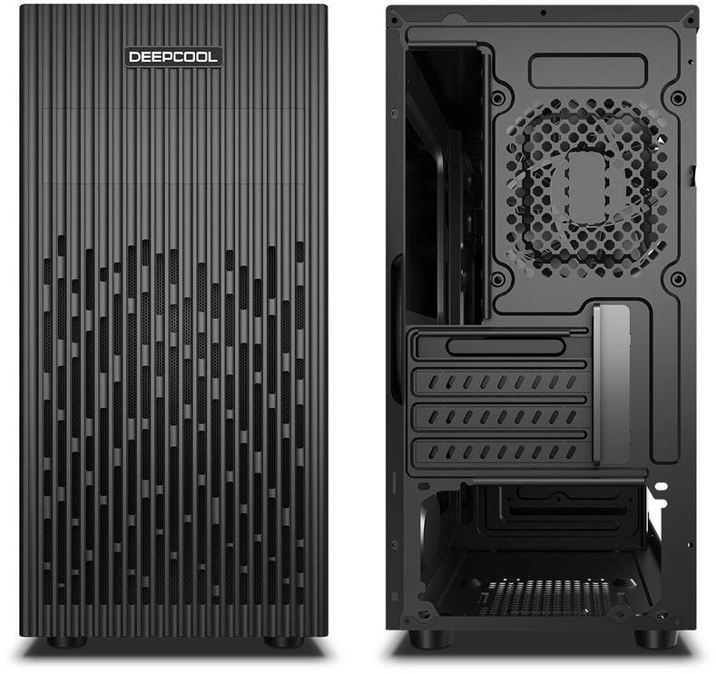 Deepcool Matrexx 30 SI mATX Mini Tower Black