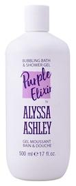 Alyssa Ashley Purple Elixir Bubbling Bath & Shower Gel 500ml