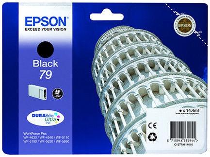 Epson 7911 Ink Cartridge Black