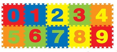SN Eva Puzzle Mats Numbers ST-1001