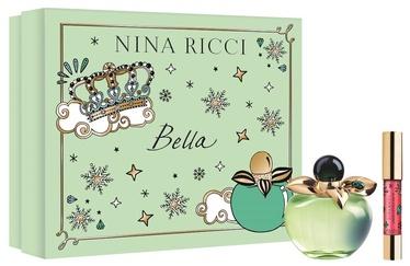 Nina Ricci Bella 50ml EDT + Jumbo Lipstick Matte 2019