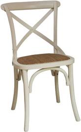 Ēdamistabas krēsls Signal Meble Lars White