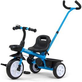 Трехколесный велосипед Milly Mally Axel, синий