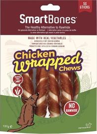 Gardums suņiem SmartBones Wrapped Sticks Chicken, 0.125 kg