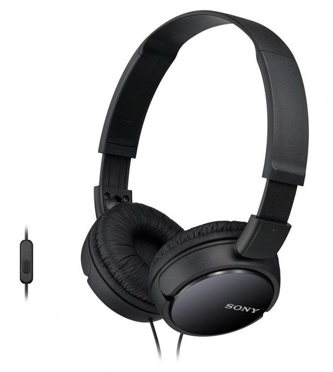 Austiņas Sony MDR-ZX110AP Black