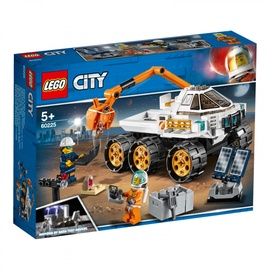 Konstruktors LEGO City Rover Testing Drive 60225