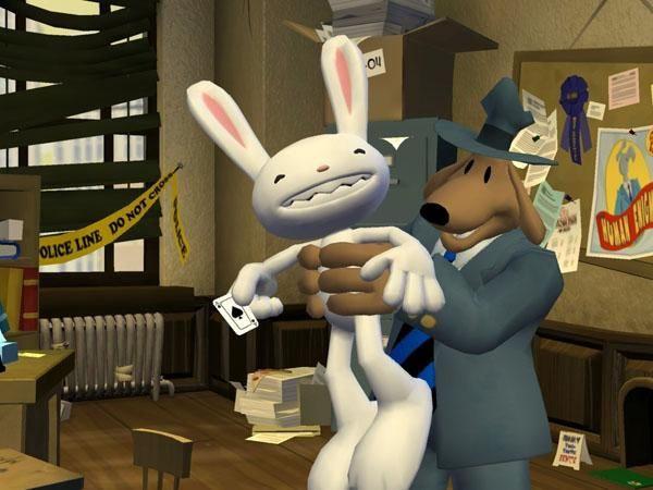 Sam and Max: Season One Wii