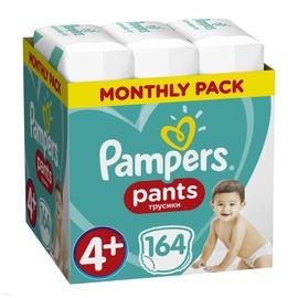 Подгузники Pampers Active Baby, 4 +, 164 шт.